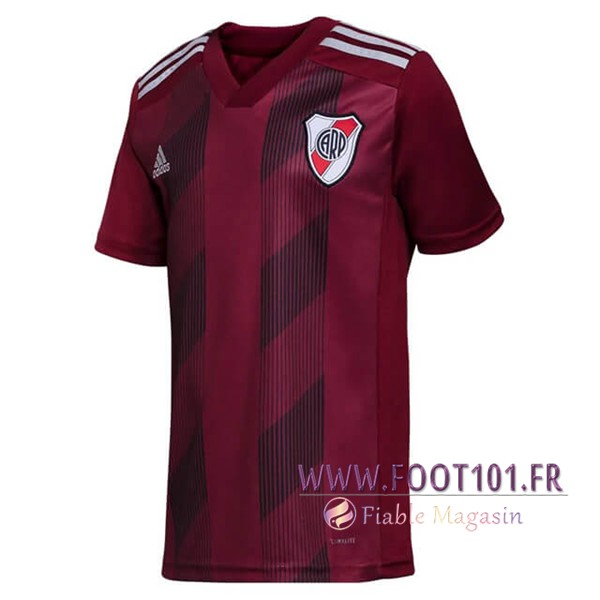 Maillot Foot River Plate Exterieur 2019/2020