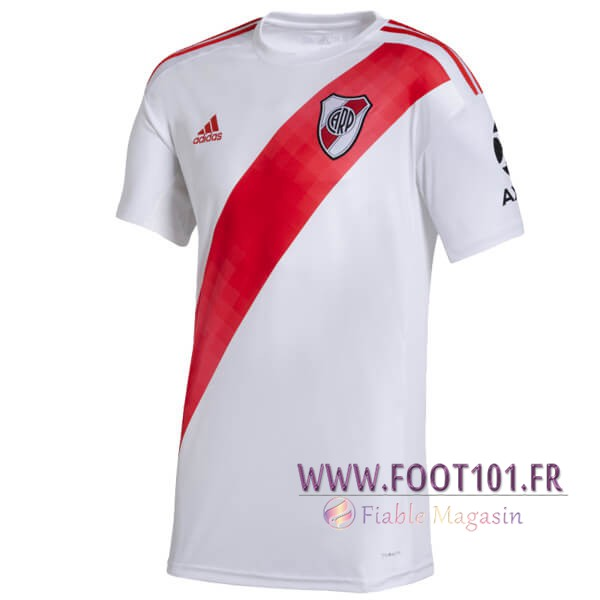 Maillot Foot River Plate Domicile 2019/2020