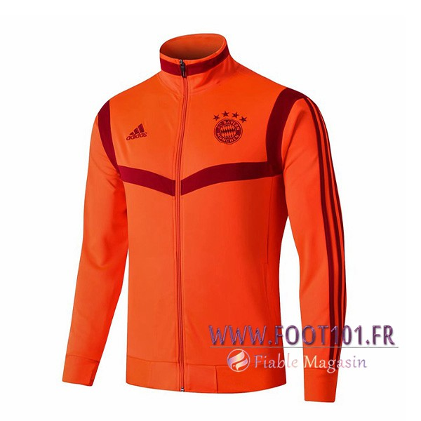 Veste Foot Bayern Munich Orange 2019/2020