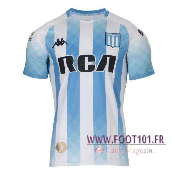 Maillot Foot Racing Club de Avellaneda Domicile 2019/2020
