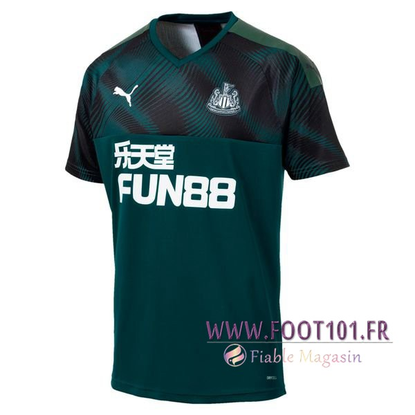 Maillot Foot Newcastle United Exterieur 2019/2020