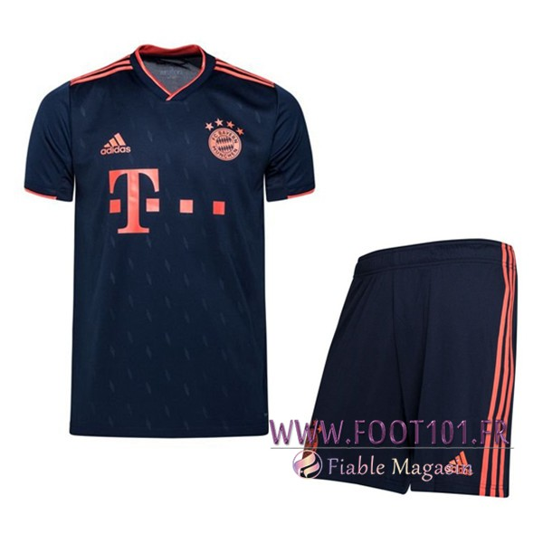 Maillot Foot Bayern Munich Enfant Third 2019/2020