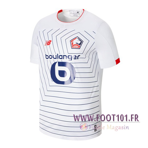 Maillot Foot Lille OSC Third 2019/2020