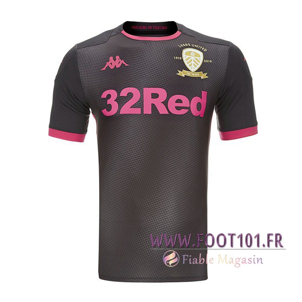 Maillot Foot Leeds United Exterieur 2019/2020