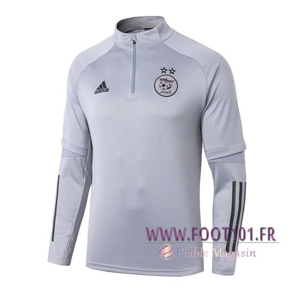 Training Sweatshirt Algerie Gris 2020/2021