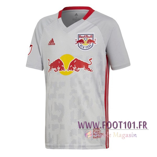 Maillot Foot New York Red Bulls Domicile 2019/2020