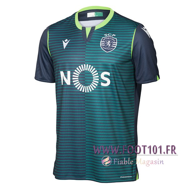 Maillot Foot Sporting CP Exterieur 2019/2020