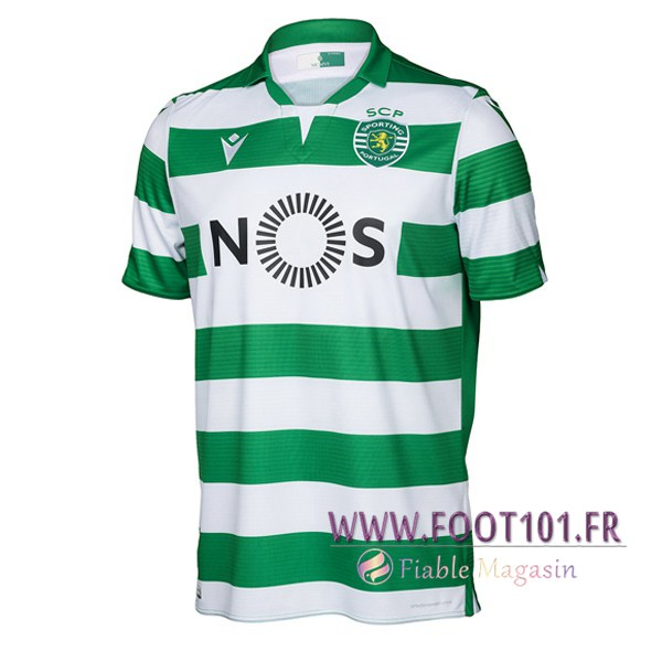 Maillot Foot Sporting CP Domicile 2019/2020