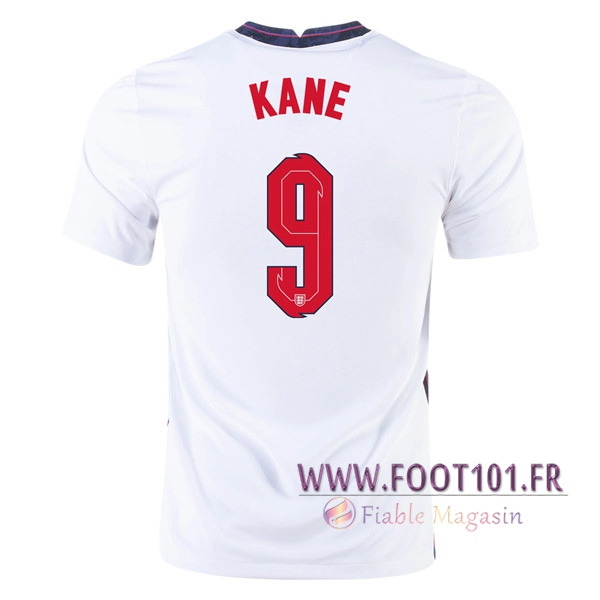 Maillot Equipe Foot Angleterre (Kane 9) Domicile 2020/2021