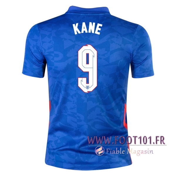 Maillot Equipe Foot Angleterre (Kane 9) Exterieur 2020/2021