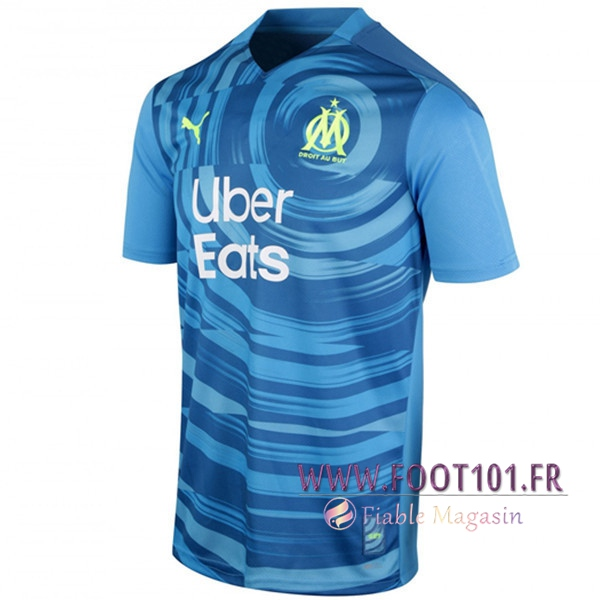 Maillot de Foot Marseille OM Third 2020/2021