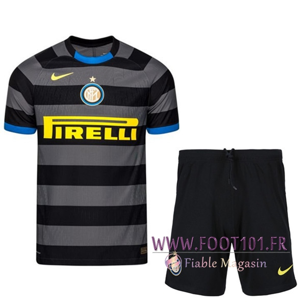 Maillot de Foot Inter Milan Enfant Third 2020/2021