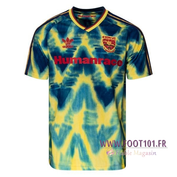 Maillot de Foot Arsenal Race Humaine x Pharrell 2021