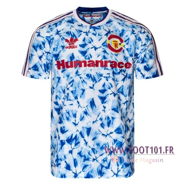 Maillot de Foot Manchester United Race Humaine x Pharrell 2021