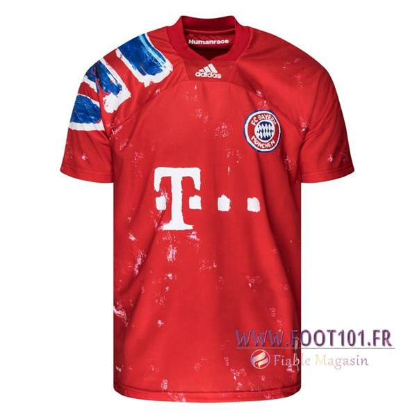 Maillot de Foot Bayern Munich Race Humaine x Pharrell 2021