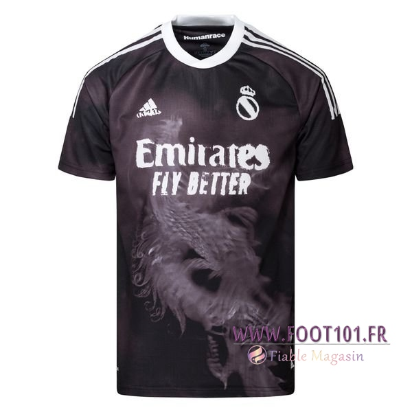 Maillot de Foot Real Madrid Race Humaine x Pharrell 2021