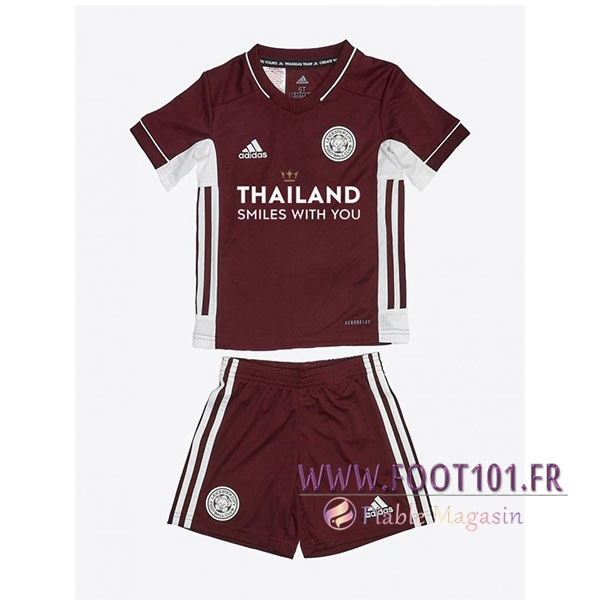 Maillot de Foot Leicester City Enfant Third 2020/2021