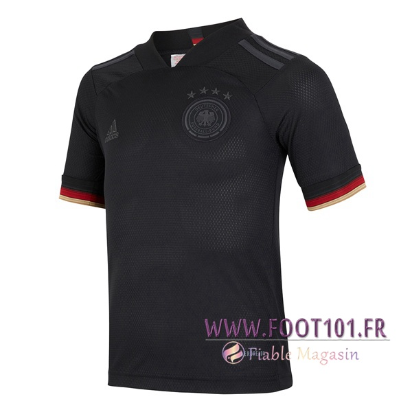 Maillot Equipe Foot Allemagne Exterieur UEFA Euro 2020