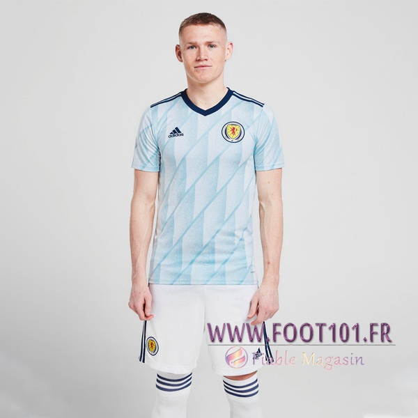 Maillot Equipe Foot Ecosse Exterieur UEFA Euro 2020