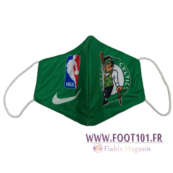 Boston Celtics KN95 FFP2 Masques Reutilisable