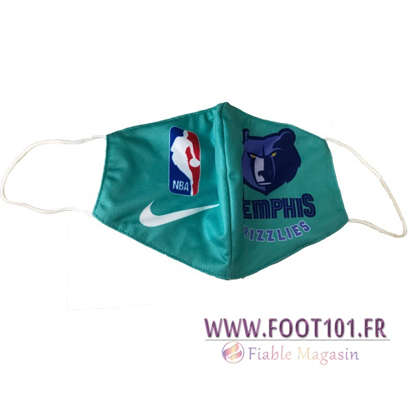 Memphis Grizzlies KN95 FFP2 Masques Reutilisable