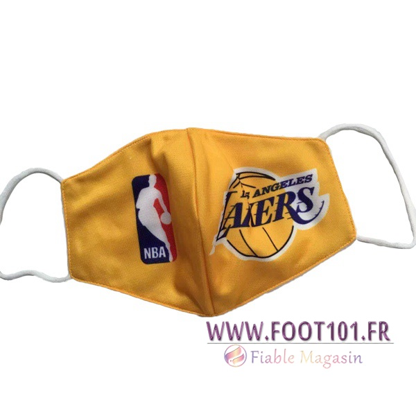 Los Angeles Lakers KN95 FFP2 Masques Reutilisable