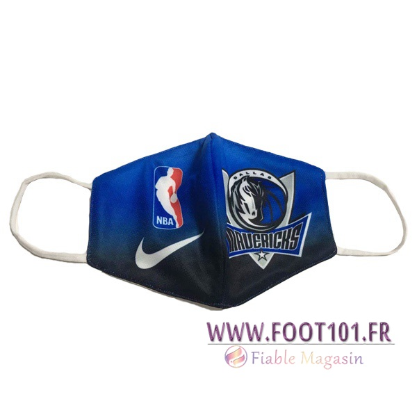 Dallas Mavericks KN95 FFP2 Masques Reutilisable