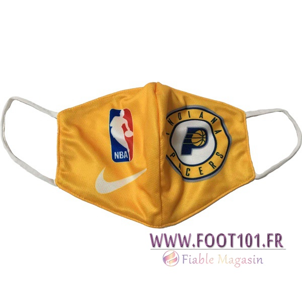 Indiana Pacers KN95 FFP2 Masques Reutilisable
