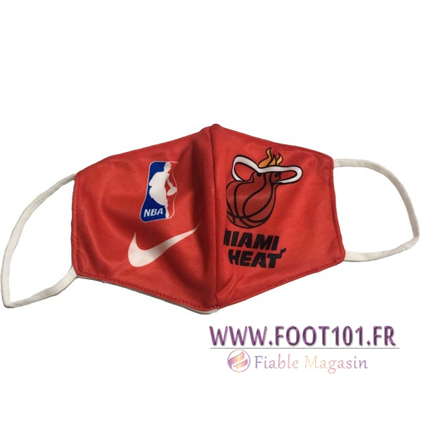 Miami Heat KN95 FFP2 Masques Reutilisable
