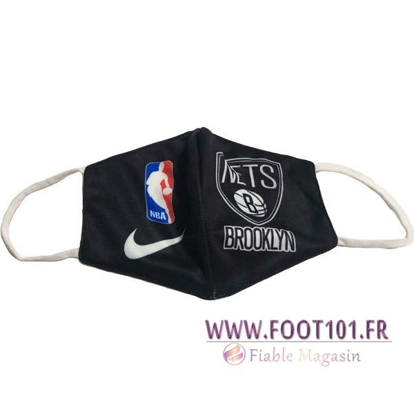 Brooklyn Nets KN95 FFP2 Masques Reutilisable