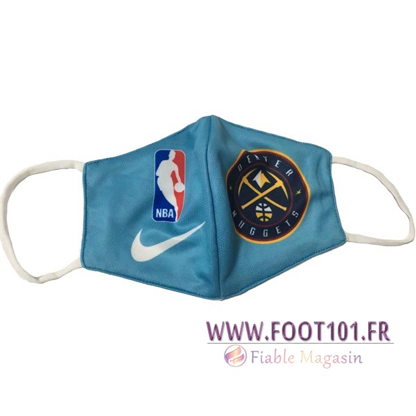 Denver Nuggets KN95 FFP2 Masques Reutilisable