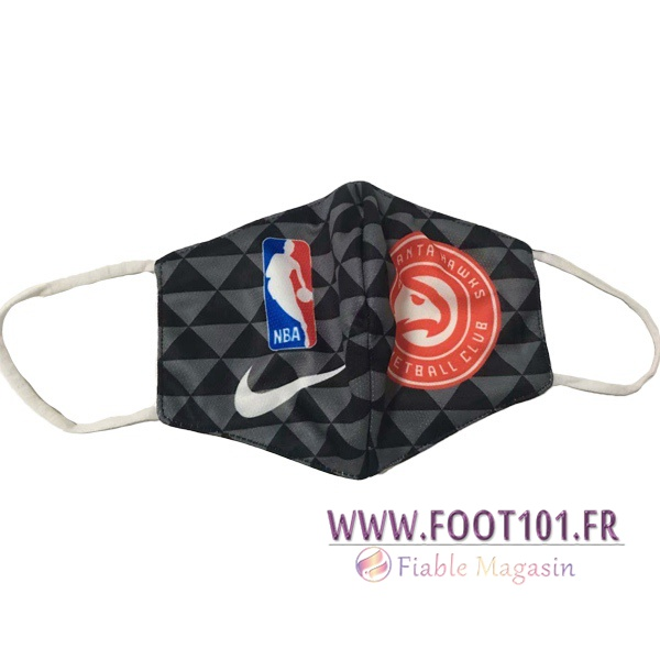 Atlanta Hawks KN95 FFP2 Masques Reutilisable
