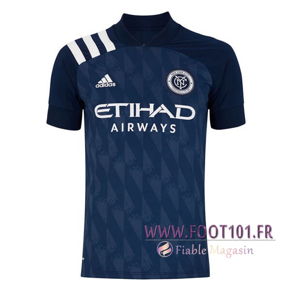 Maillot Foot New York City FC Exterieur 2020/2021