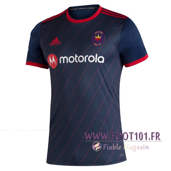 Maillot Foot Chicago Fire FC Domicile 2020/2021