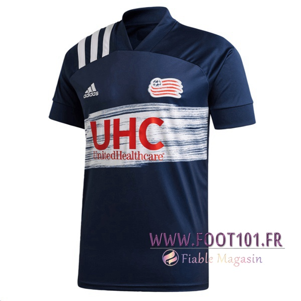 Maillot Foot New England Revolution Domicile 2020/2021