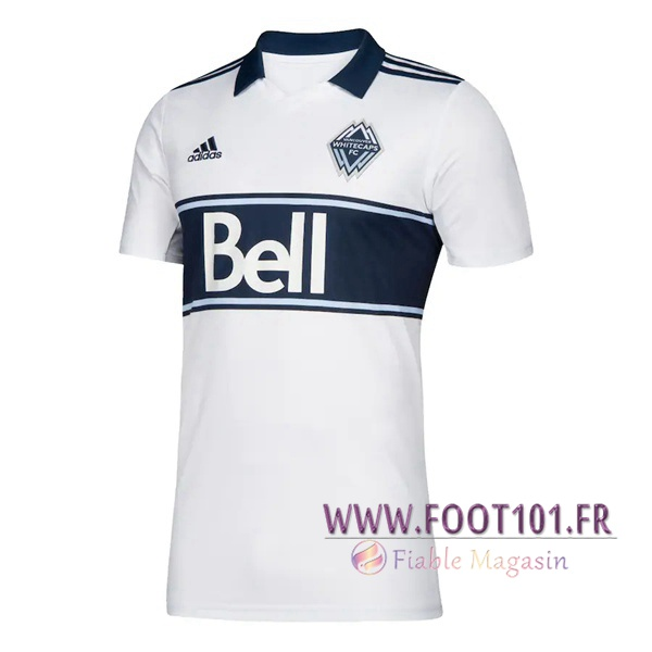 Maillot Foot Vancouver Whitecaps Domicile 2020/2021