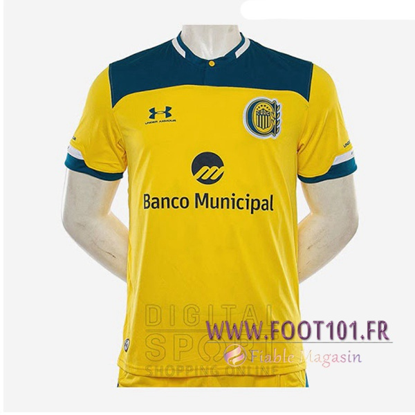 Maillot Foot Rosario Central Exterieur 2020/2021