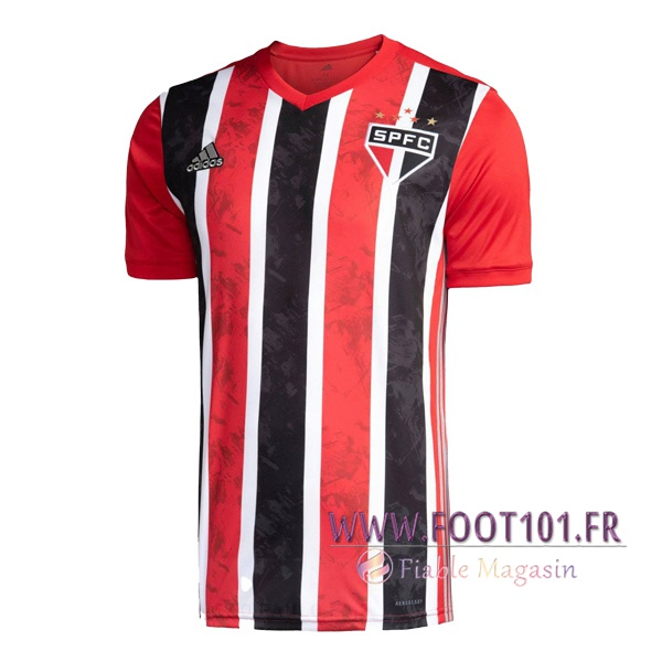 Maillot Foot Sao Paulo FC Exterieur 2020/2021