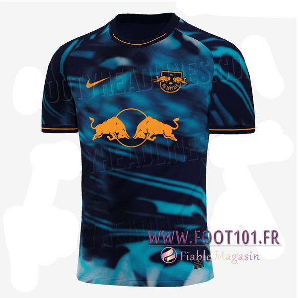 Maillot Foot RB Leipzig Third 2020/2021