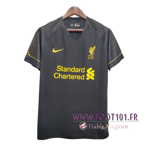 Training T-Shirts FC Liverpool Gris Fonce 2020/2021