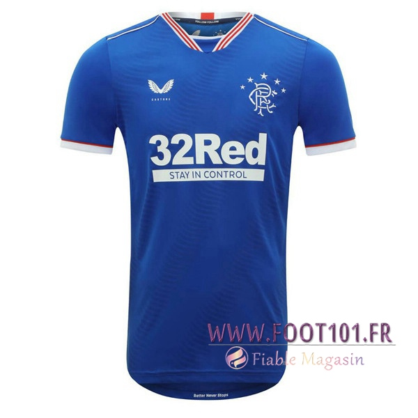 Maillot Foot Rangers FC Domicile 2020 2021