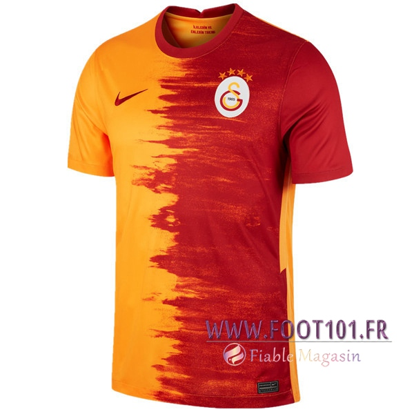 Maillot de Foot Galatasaray Domicile 2020/2021