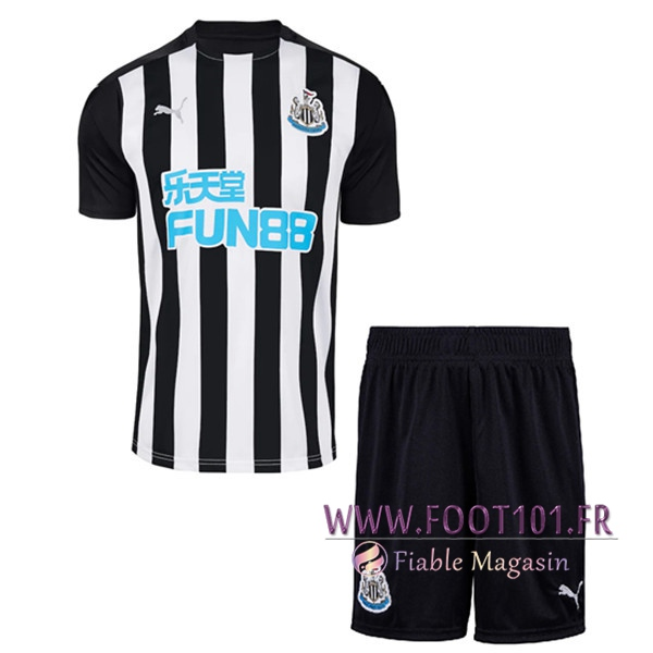 Maillot de Foot Newcastle United Enfant Domicile 2020/2021