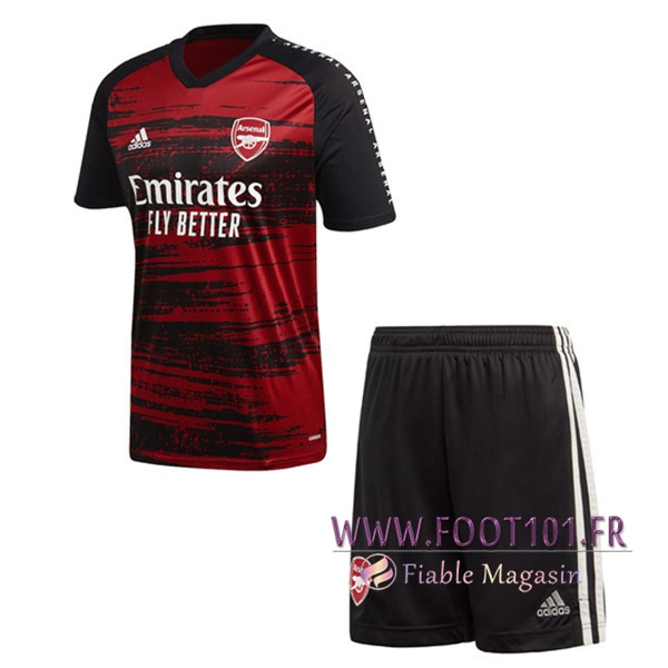 Maillot de Foot Arsenal Enfant Training 2020/2021