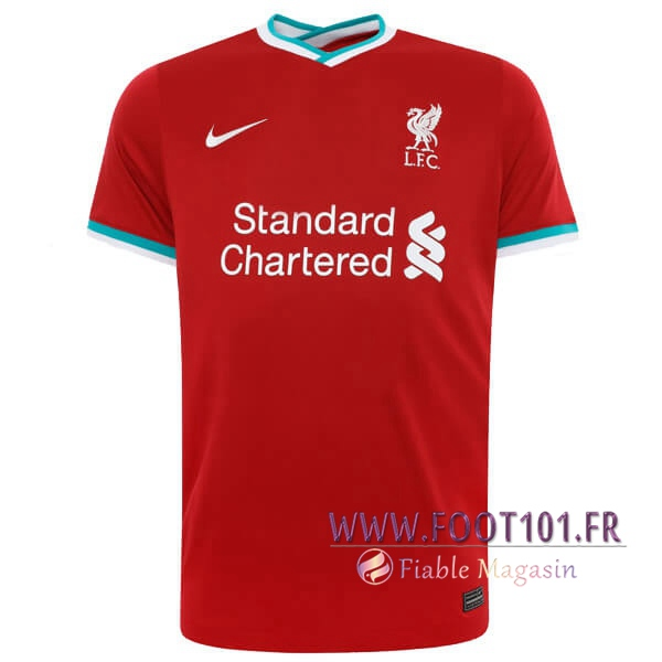 Maillot Foot FC Liverpool Domicile 2020/2021