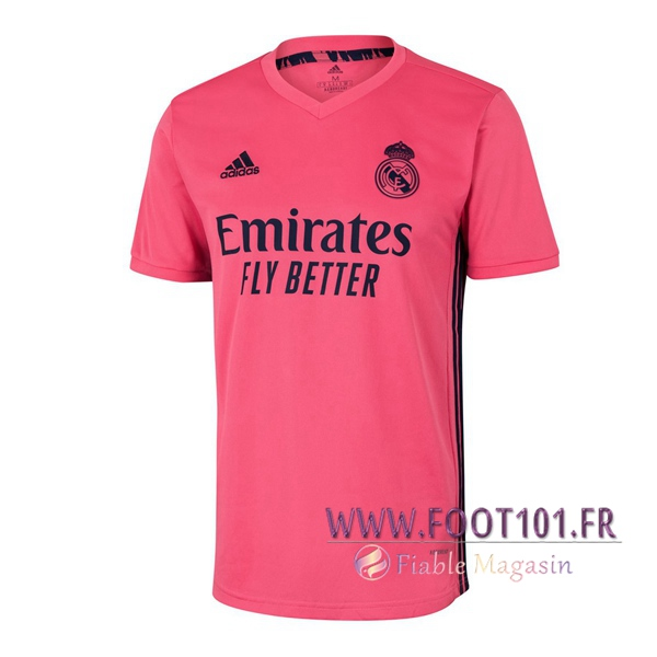 Maillot Foot Real Madrid Exterieur 2020/2021