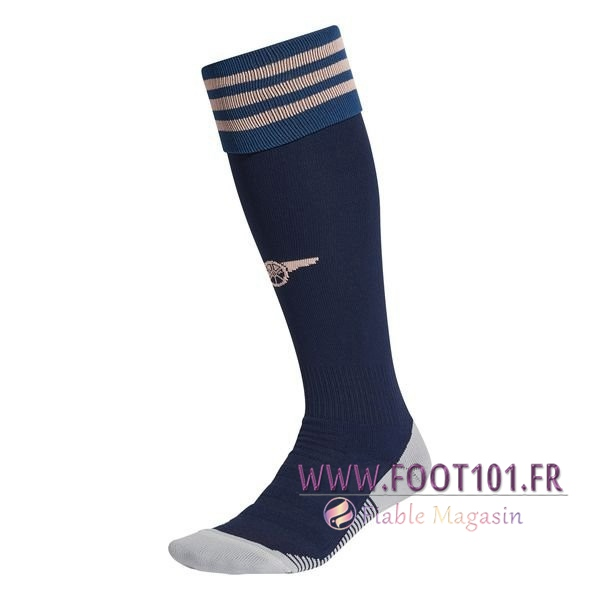 Chaussettes Foot Arsenal Third 2020 2021