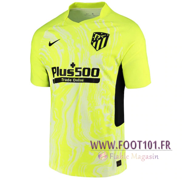 Maillot Foot Atletico Madrid Third 2020/2021