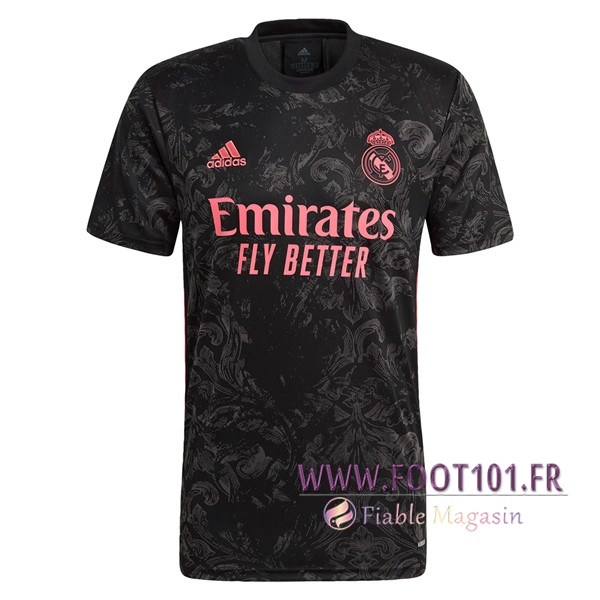 Maillot Foot Real Madrid Third 2020/2021