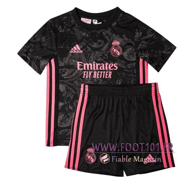 Maillot de Foot Real Madrid Enfant Third 2020/2021